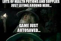 Gamer things