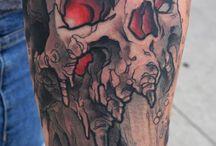 Ny tattoosleeve