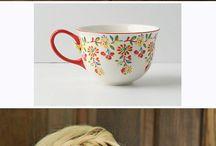 Crafty Ladies / DIY craft ideas for us ladies!