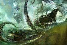 Fantasy, Mythology and Folklore
