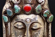 Tibetan and Nepal art