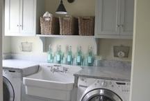 Laundry Room Luxury / Beautiful laundry room ideas, tips and tricks