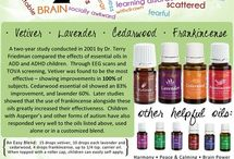 young living oil / by Jennifer Freemon