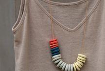 Fimo jewellery