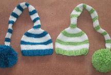 háčkované čiapky