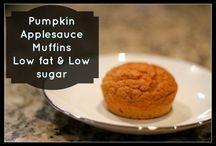 THM desserts / Trim healthy mama treats