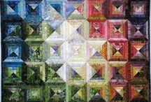 Colourwash quilts