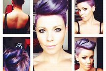 Shaved & Sassy  / Shaved Hairstyles