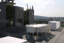 Exterior Design | Roof Terraces