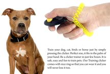 Pet Training Clicker / Pet's Mum Pet training clicker is very easy and fun to train any pets. Pet's Mum offer a complete package with dog whistle and pet training clicker with free 3 eBooks. Visit website more details. You'll definitely love this training tool. It's safe, easy and humane.