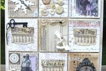 Vintage / Vintage crafting ideas