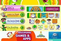 Homeschool Webpages & Apps