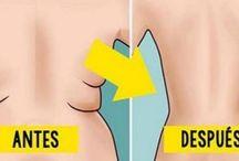 eliminar roolos en la espalda