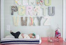 Nursery / Nora&Astrids room