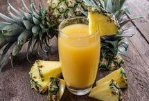 Ovocné nápoje.