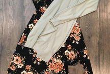 Gardigan & Dress