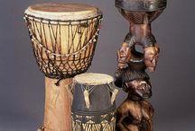 African drums / musiq