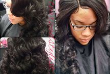 Closure Realness / Some of the best installs of our in-house Mayvenn closures!