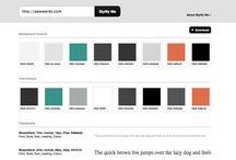 website color schemes inspiration