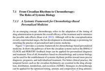 Circadian-Chronotherapy