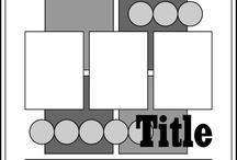 Scrapbook - Templates