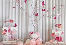Baby Butterflies theme party / by Nini Nguyen