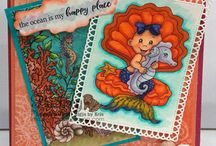Projects made with Imagine That Digistamps