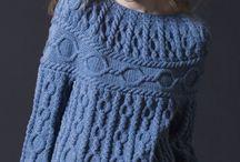 suéter en aujas