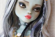 costumized doll