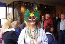 Mardi Gras! / Recipes and articles to celebrate Carnival and Mardi Gras year 'round!