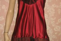 Teddies Cami's and Babydoll Nightgowns