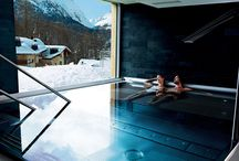 Spa Spotlight on Switzerland / Which country is most like a spa? It's got to be Switzerland. The culture is calm and collected, the air is clean and the scenery is breathtaking. Purity and greenness are buzzwords: power is hydroelectric, water is glacier melt, and even the cows produced 'biomilch'. A few days here and you'll feel squeaky clean and very relaxed. We sent Sybaritic Spy to try six of the best Swiss spas...