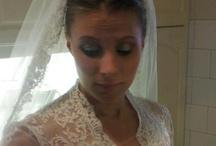 Hairclusief bruidsmake-up / De mooiste bruidsmake-up visagie op je trouwdag verzord door Hairclusief aan huis of op locatie, alles naar jouw wens!!! Wimperextensions