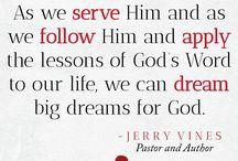 Jerry Vines Bible