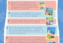 Peppa Pig / All things Peppa Pig. Including our personalised Peppa Pig Birthday Books and other personalised Peppa Pig books from Penwizard.