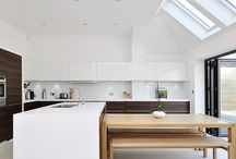 Kitchen seating ideas / Every kitchen deserves a stylish and comfortable place to sit