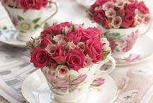 rózsa díszek