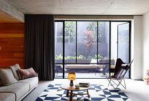SALONES Y COMEDORES / Diseños y fotografías de las diferentes decoraciones para un salón o comedor de una casa.