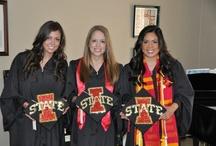 Graduation!  / by Julia Cooper