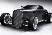 Cars - hot rods