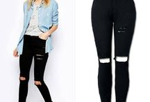 Sassy Jeans and Active wear