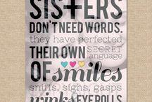 sister kind of love