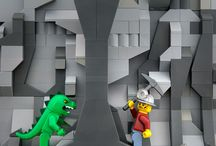 iLOVE LEGO! / by Wanderlust Yappy