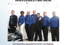 Mercedes-Benz of Fairfield's Happy Customers