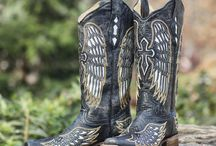 These Boots Were Made For Walkin' / by Lynn Stadel