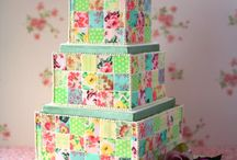 Cake Walk...and Quilts / This board is for cakes and quilts.   / by Kierkegaard Cookbook Project
