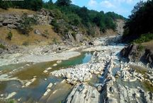Rivers of Grevena - Ποτάμια των Γρεβενών / Rivers of Grevena that feed Aliakmon river, the largest Greek river - Οι Γρεβενιώτικοι παραπόταμοι του Αλιάκμονα, του μεγαλύτερου Ελληνικού ποταμού