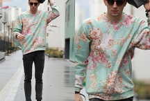 My dream fashion. :) / I love the fashion.