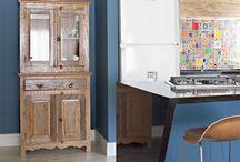 Interiores sonhados / Por dentro das casas Wish home