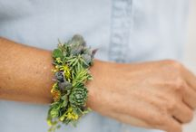 A Garden Party Floral Jewelry